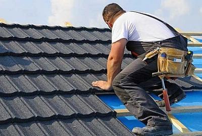 Целые композитные плитки после устранения неполадок можно уложить на прежнее место