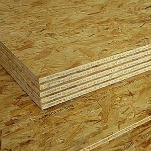 Особая структура плиты ОСБ обеспечивает ей стабильность формы